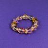Pastel Light Glass Beads