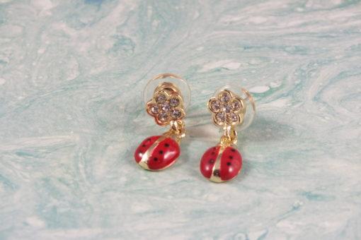Lady Bird Earrings
