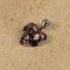 Heart Shaped Tiny Pendant