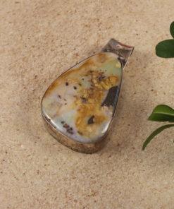 Bolder Opal Pendant